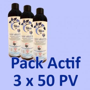Pack Actif 3X50
