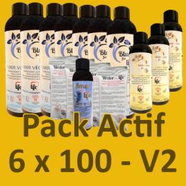 Pack Actif 6X100 V2