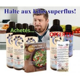 Pack Halte aux kilos superflus 2